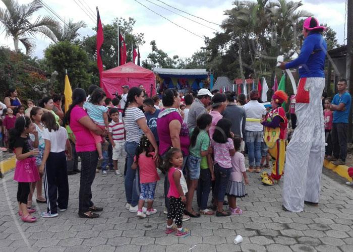 nicaragua, jinotega, san rafael del norte, calles adoquinadas, alcaldia,