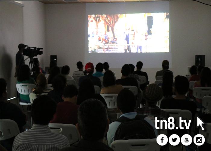 nicaragua, cortometraje, cada quien por su cuenta, ponete comodo, cinemateca nacional,