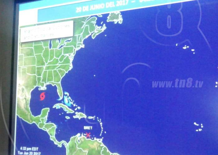 """Se forma 'Cindy' en Golfo de México"""""""