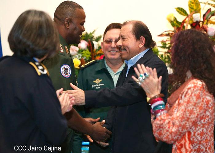 Fuerzas armadas de Nicaragua y Taiwán firman convenio de cooperación