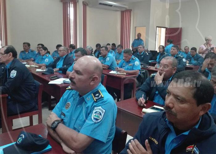 nicaragua, policia, elecciones, seguridad, planes operativos,