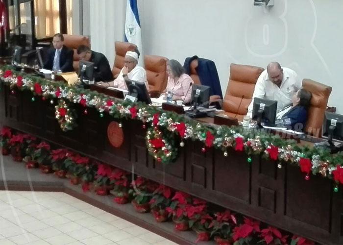 nicaragua, asamblea nacional, fondo multilateral de inversiones, aprobacion, pymes,
