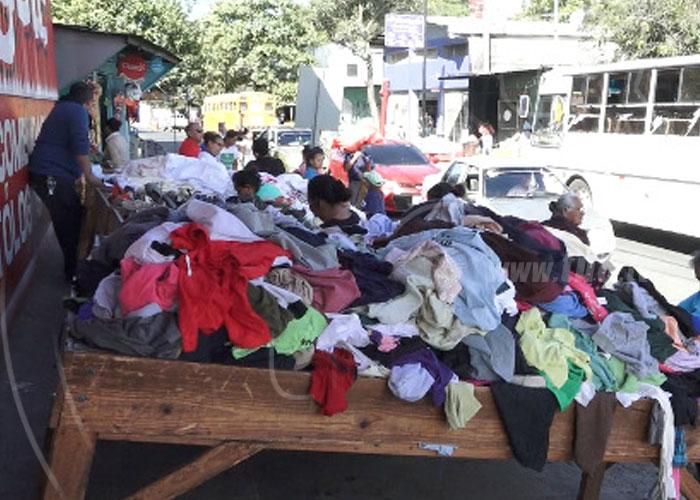 aecebbd580 Venta de pacas prolifera en mercados y barrios de Nicaragua