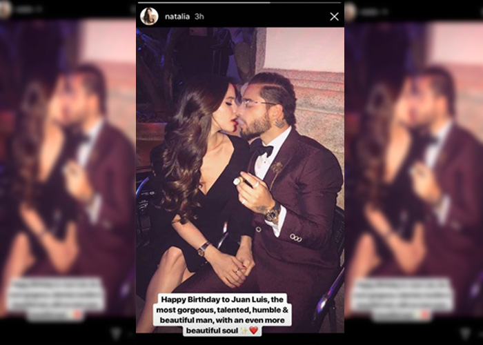 Ella es la guapa novia de Maluma — Confirmado