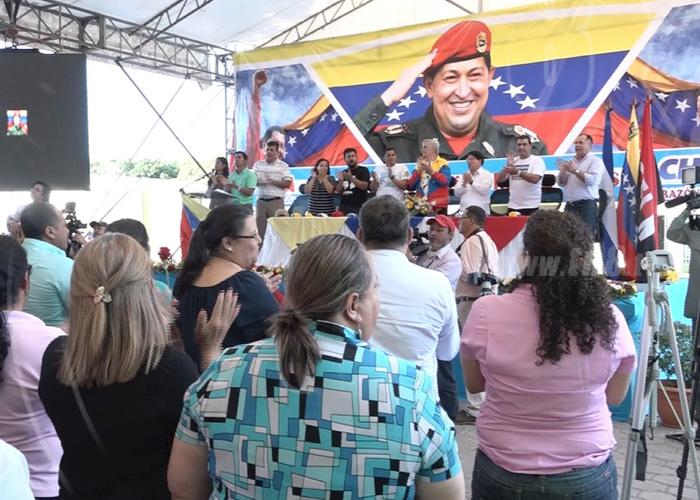 Actos, a 5 años de la muerte de Hugo Chávez