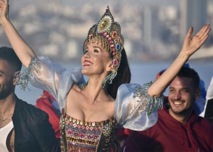 Natalia Oreiro lanz&#2...