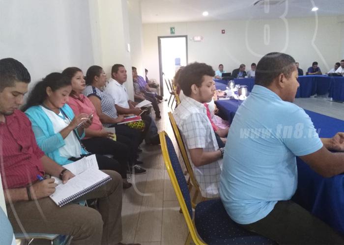 nicaragua, empresarios, mesa de trabajo, mefcca, comerciantes, crisis,