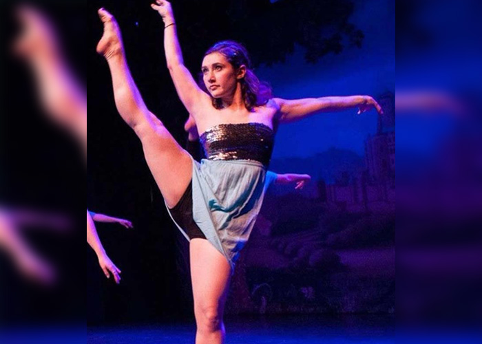 La protagonista de Lazy Town creció y es una bailarina muy hermosa