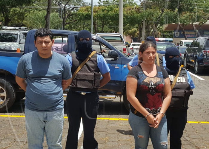 nicaragua, terrorismo, captura, managua, medios de comunicacion,