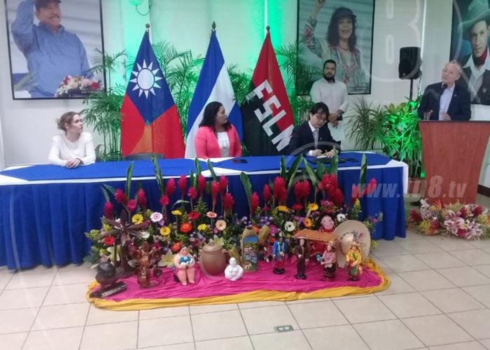 nicaragua, taiwan, un pueblo un producto, proyecto, turismo, negocios,