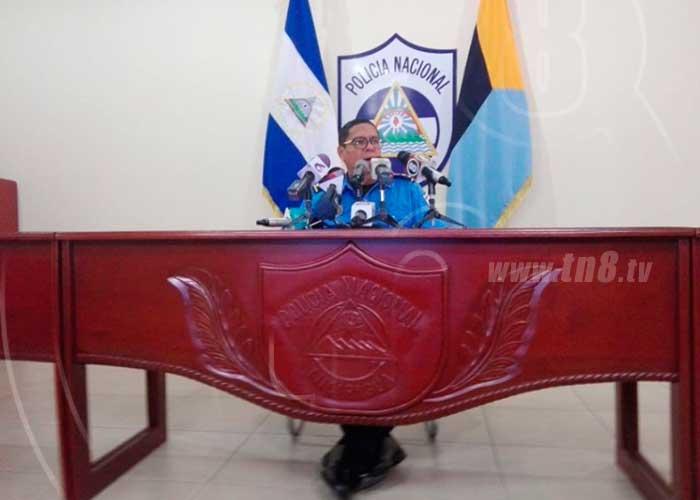 Arrestan A Terroristas Que Sembraron Zozobra En Tranques De Rivas Y Carazo