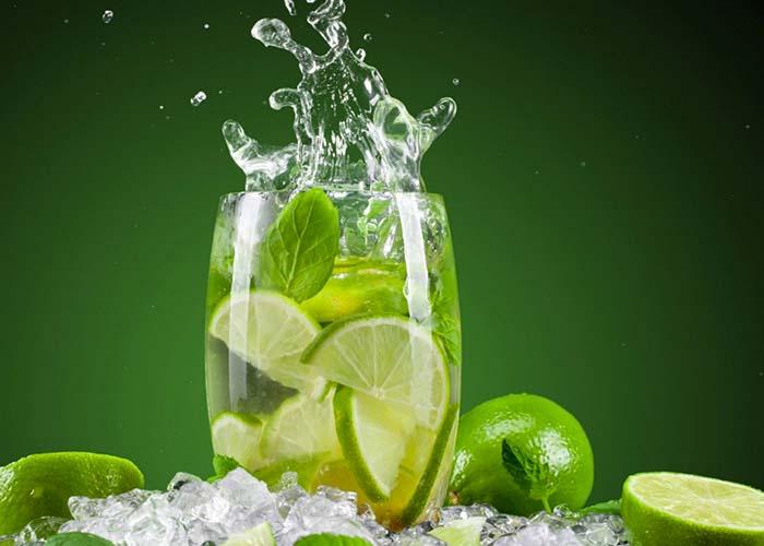 Como preparar una bebida para bajar de peso