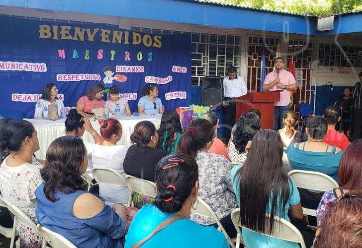 nicaragua, docencia, formacion, capacitacion, educacion,