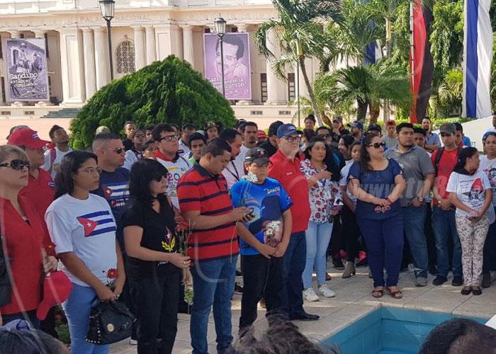 Venezuela celebra 89 años del natalicio de Tomás Borge