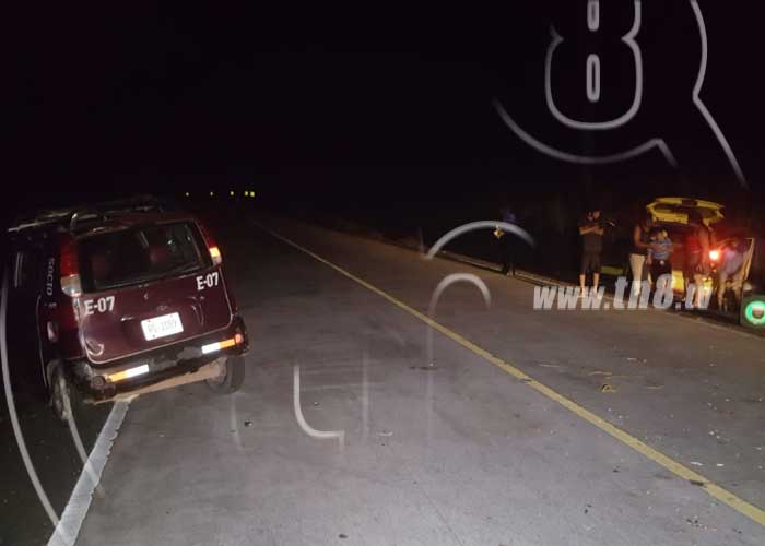 nicaragua, accidentes de transito, bluefields, taxis,