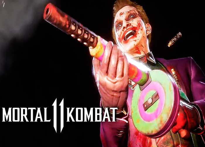 videojuegos, nuevos personajes, tecnologia, mortal kombat 11, joker, video, habilidades, fatality, exito, popularidad