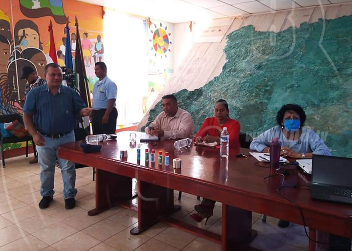 nicaragua, caribe norte, covid 19, coronavirus, preparacion, salud,