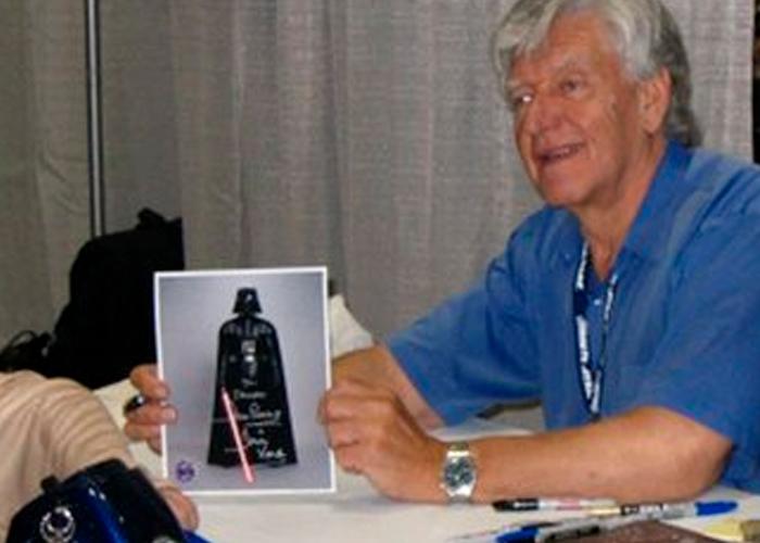 Foto: Muere el actor Dave Prowse, quien interpretó a Darth Vader en Star Wars / Infobae
