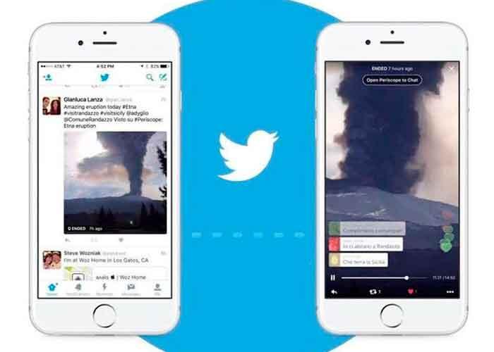 tecnologia, cierre, periscope, twitter, aplicacion, usuarios, funciones, actualizacion, marzo, 2021