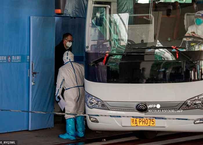 Expertos de la OMS llegan a Wuhan para buscar el origen del coronavirus