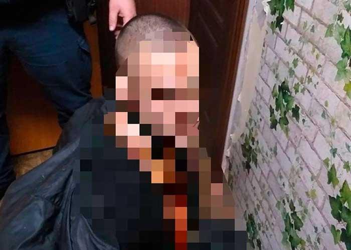 ucrania, asesinato, cabeza, crimen, arresto,