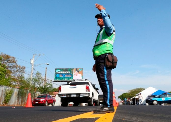 nicaragua, accidentes de transito, policia, informe, motociclistas, carazo, managua,