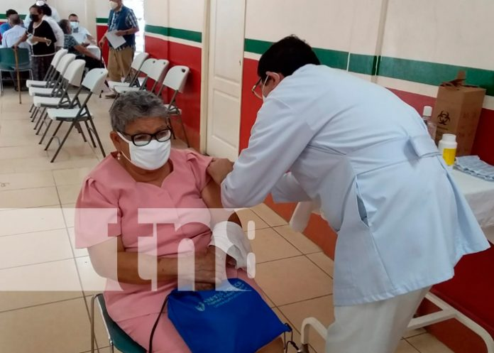 nicaragua, jornada de vacunacion, finalizacion, minsa, recorrido, barrios,