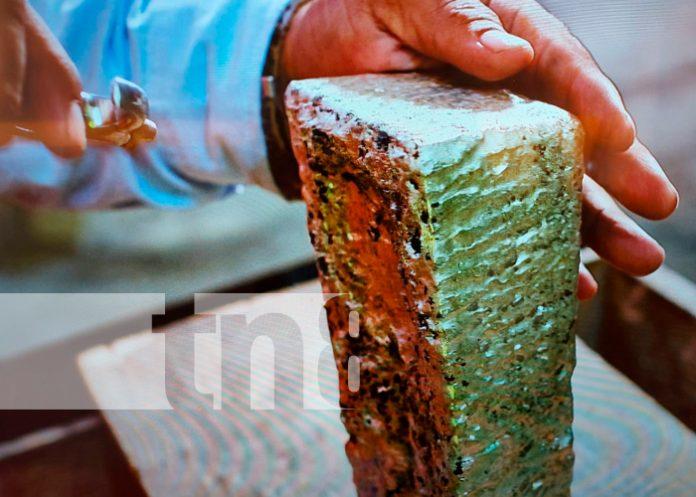 nicaragua, chontales, sector minero, los angeles, mineria artesanal, extracion de oro,