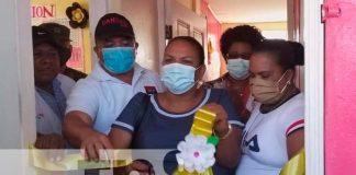 nicaragua, bilwi, puesto de salud, barrio Nueva Jerusalén,