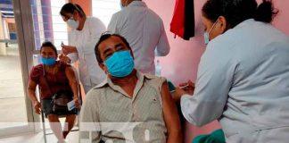nicaragua, vicepresidenta rosario murillo, covid19, vacunacion, salud