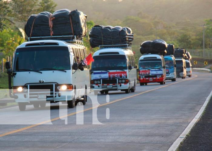 nicaragua, bluefield, brigada medica, jornada de vacunancion, salud, minsa,