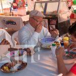 nicaragua, managua, feria del mar, plaza 22 de agosto, emprendimientos, inpesca,
