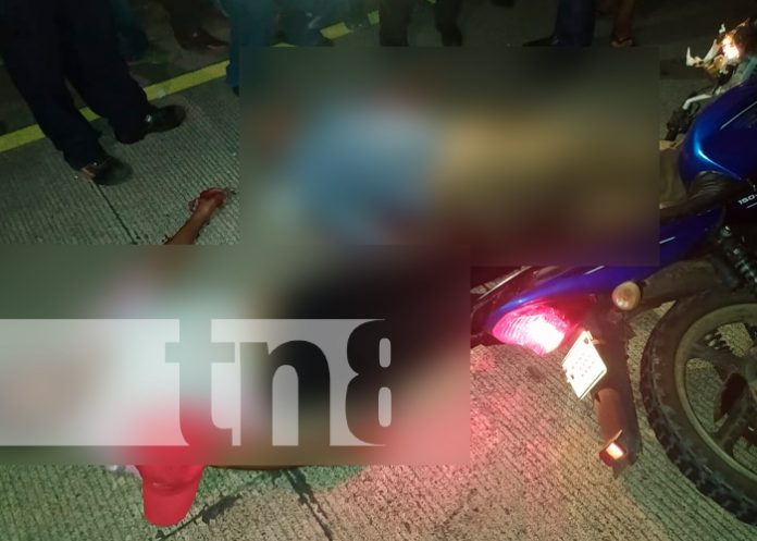 nicaragua, mulukukú, accidente de tránsito, fallecidos,