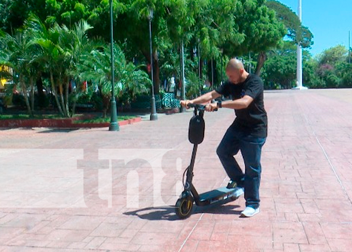nicaragua, managua, Nica Rolling, Electro scooter,