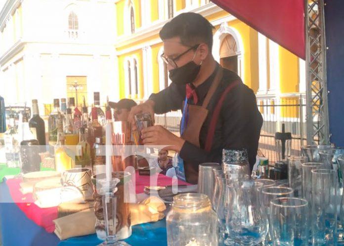 nicaragua, granada, festival de bartender y barismo, inatec,