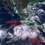 tormenta tropical Ileana