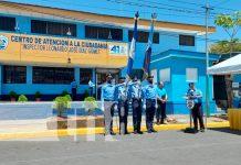 nicaragua, masaya, Centro de Atención a la Ciudadanía, policía nacional,