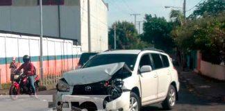nicaragua, accidente, lesionados, seguridad vial, managua