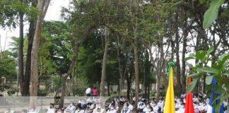 nicaragua, esteli, inafor, inauguracion, arboretum forestal,