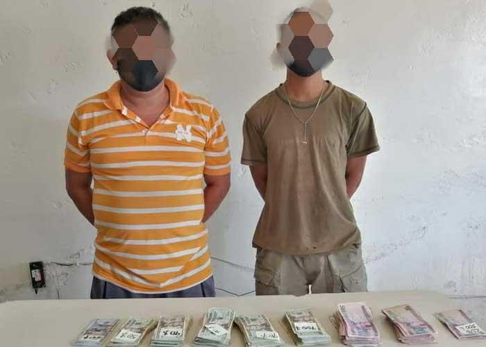 nicaraguenses detenidos