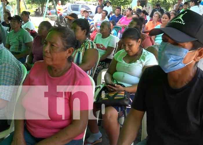 nicaragua, isla de ometepe, nuevo fise, proyecto de saneamiento, familias,