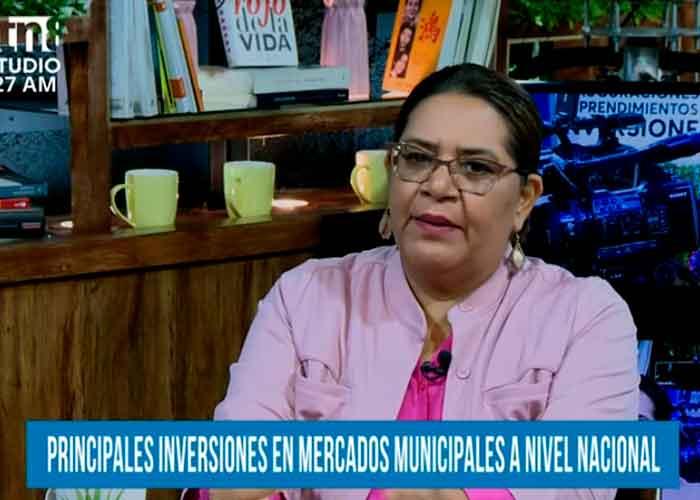 nicaragua, planes de inversiones, construccion, mercados, inifom, alcaldias,
