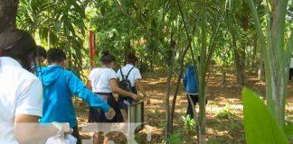 nicaragua, managua, inafor, mined, capacitacion educativa,