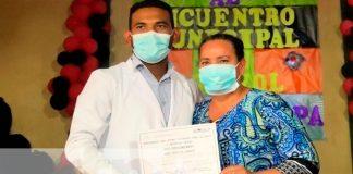nicaragua, jalapa, minsa, regalos, personal de salud,