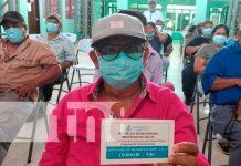 nicaragua, tipitapa, jornada de vacunacion, coronavirus, hospital primario,