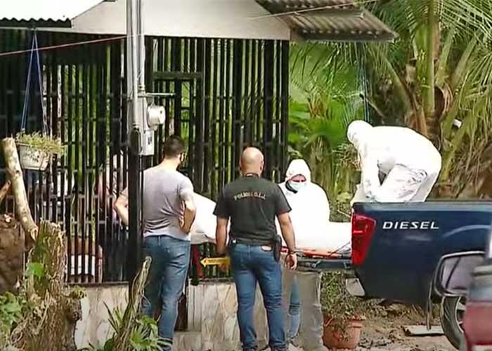 nicaraguenses asesinadas