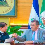 nicaragua, mexico, embajadores, lazo de amistad, cooperacion, compromiso,