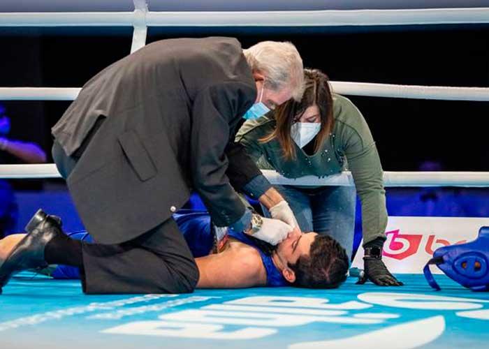 boxeo, jordania, mundial, boxeador, joven,