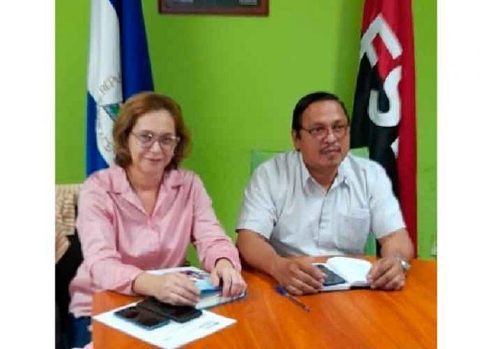 nicaragua, oms, reunion, grupo de trabajo, financiamiento sostenible,