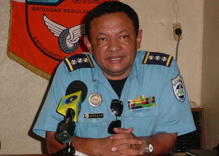 comisionado general ramon avellan